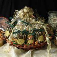 Grand Gourmet Gift Basket-0