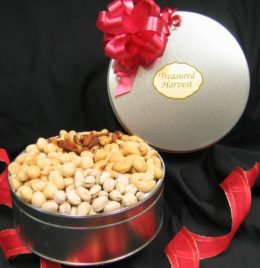 Nut Lovers Gift Tin (3C)-0