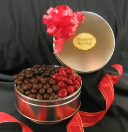 Chocolate Lovers Gift Tin (2C)-0